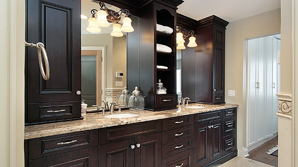 Monaco Kitchen Design Chicagoland Bathroom Vanity