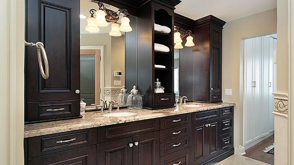 Monaco Kitchen Design Chicagoland Bathroom Vanity
