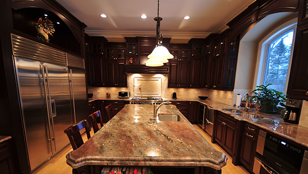 Monaco Kitchen Design Chicagoland Kitchen Countertops